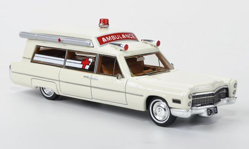 cadillac ambulance Neo