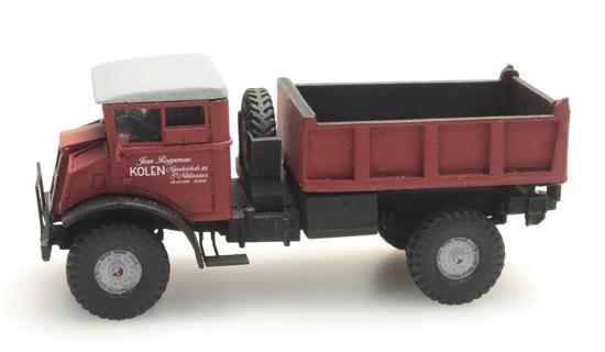 model vrachtwagens 1 87