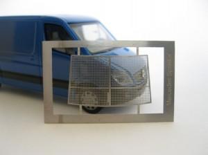 RIOT-scherm voor Mercedes Sprinter