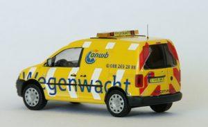 VW Caddy ANWB