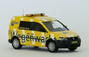 VW Caddy ANWB