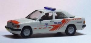 MB 190 politie Veendam voor